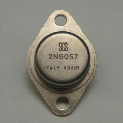 Transisto 2N6057 npn