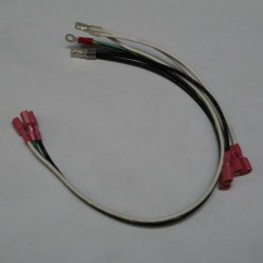 3 conductor power assy