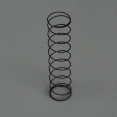 Gottlieb coil return spring