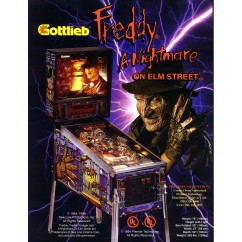 Freddy A Nightmare On Elm Street rubber kit - Black