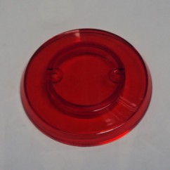Pop Bumper Cap - TRANSPARENT AMBER