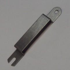 gate bracket - magnet - left