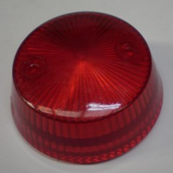 Pop Bumper Cap red