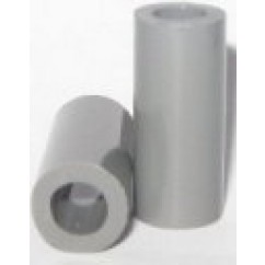 Cliffy Coloured Post Sleeve - Silver