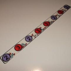 CAPCOM PLAY FIELD PLASTIC RD1 2'S & 3'S