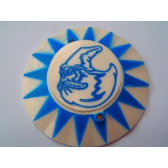 SILVERBALL MANIA (Bally) pop bumper cap