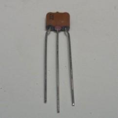 EMI Filter. 2200 pF Dual Capacitor. L1-L5.