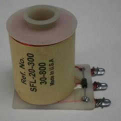 SFL-20-300/30-800-DC Flipper Coil