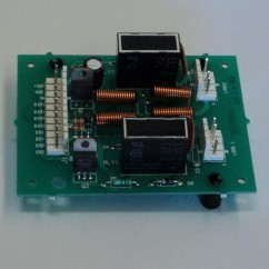 Johnny Mnemonic  dual  relay motor driver assembly
