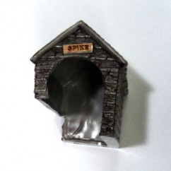 dog house & decal assy