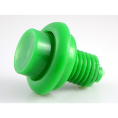 cabinet flipper button green