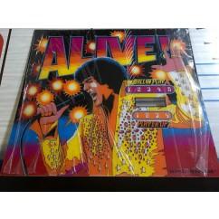 """Brunswick 'Alive"""" plexi"""