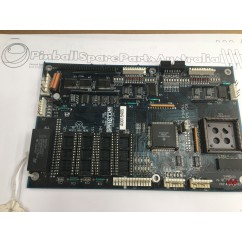 CAPCOM SUB-ASSEMBLY PCB CPU SYSTEM PB a0015404