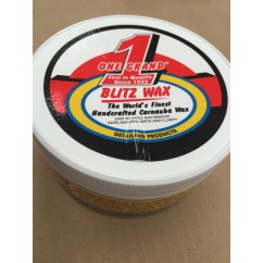 Blitz Carnauba paste wax 12 oz
