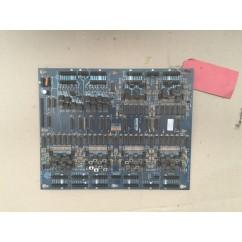 CAPCOM lamp solenoid driver pcb UNTESTED