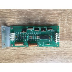 high current driver circuit board assembly ( used )