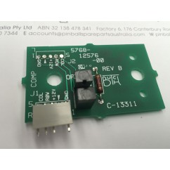 OPTO BOARD - SINGLE DROP TARGET C-13311 right