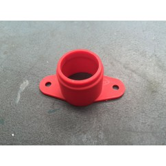 Flipper Button Housing Red