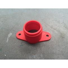 Flipper Button Housing Red