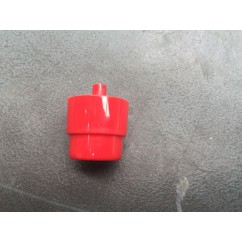 Flipper Button -  RED ( Pushbutton )
