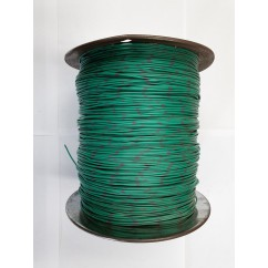 Wire 22 g  Green and Gray