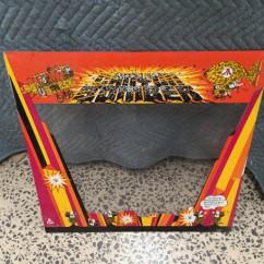 Atari Canyon Bomber perspex