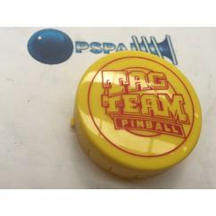 Gottlieb Tag Team  Pop bumper cap 24630