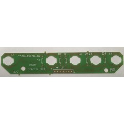 Cactus Canyon Lamp Board pcb-5 lamp
