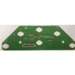 Cactus Canyon Lamp Board pcb-6 lamp