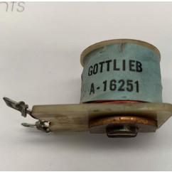 Gottlieb Coil A-16251