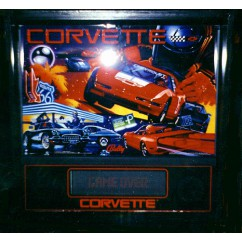 CORVETTE RUBBER KIT IN BLACK