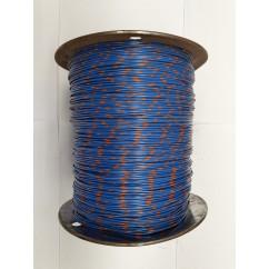 Wire 18 g Blue and Orange