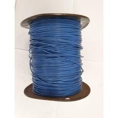 Wire 18 g Blue
