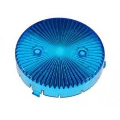 POP BUMPER CAP- Transparent blue