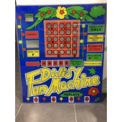 Didis fun machine game perspex