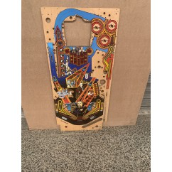 Doctor Who  Playfield USED