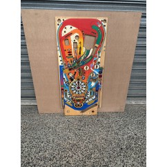 Funhouse Playfield USED