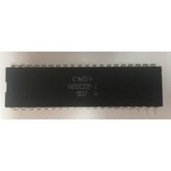 IC - G65SC22P-2, Microprocessor