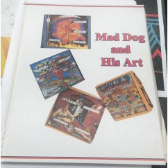 Mad Dog and His Art , Gene Cunningham  BOOK