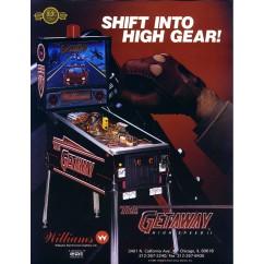High Speed 2, The Getaway rubber kit - BLACK