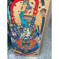 Grand Prix  playfield  (STERN)
