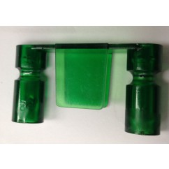 Mini Hood  lane guide -  Green  550-5061-04