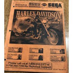 Harley Davidson  manual second hand
