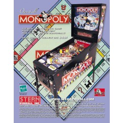 Monopoly rubber kit - white