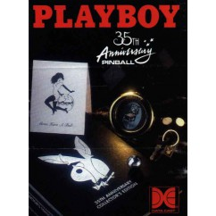 Playboy 35th Anniversary  rubber kit - white