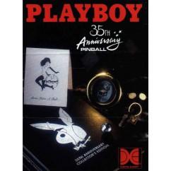 Playboy 35th Anniversary  rubber kit - white