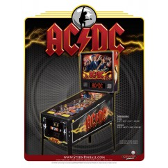 AC/DC Pro rubber kit - Black