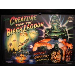 Creature From The Black Lagoon rubber kit -BLACK