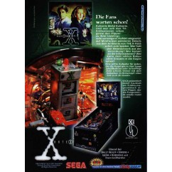 The X Files rubber kit - white