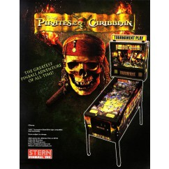 Pirates of the Caribbean rubber kit - black